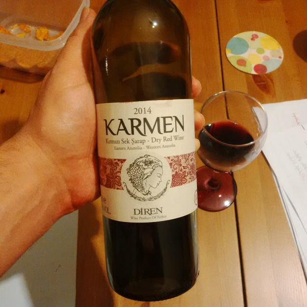 Karmen Şarap
