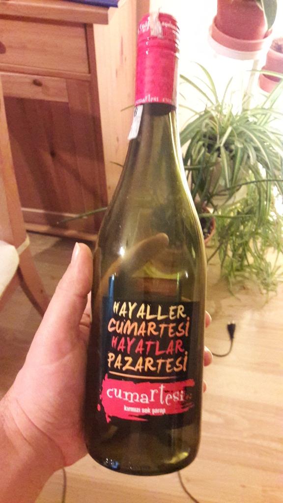 Cumatesi Şarap