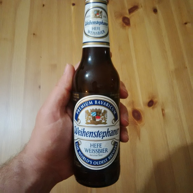 Weihenstephaner 33cl Bira