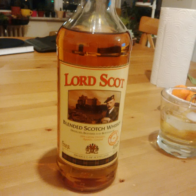 Lord Scot Whiskey