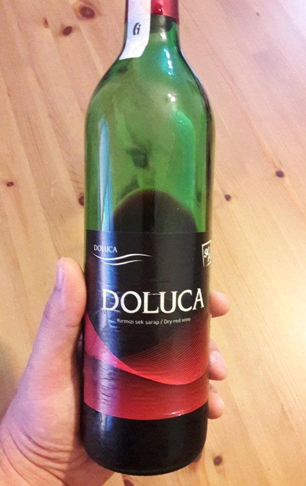 Doluca Kırmızı Şarap