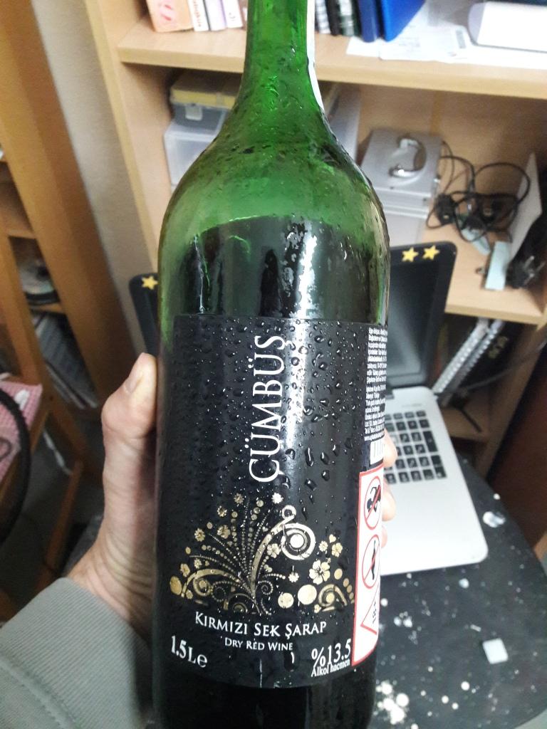Cümbüş Şarap